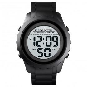 SKMEI Jam Tangan Sporty Digital Pria - 1625 - Black - 1