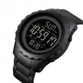 SKMEI Jam Tangan Sporty Digital Pria - 1624 - Black - 3