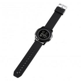 SKMEI Jam Tangan Digital Pria - 1502 - Black White - 3