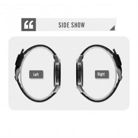 SKMEI Jam Tangan Digital Pria - 1502 - Black White - 5