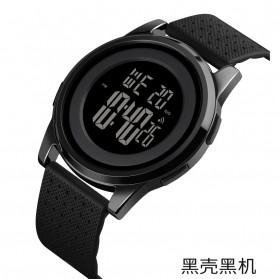 SKMEI Jam Tangan Digital Pria - 1502 - Black - 2