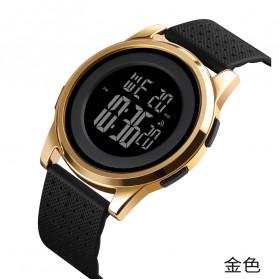 SKMEI Jam Tangan Digital Pria - 1502 - Golden - 2