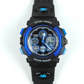 SKMEI Jam Tangan Digital Anak - 1573 - Blue