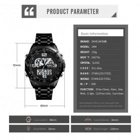 SKMEI Jam Tangan Analog Digital Pria - 1495 - Black - 8