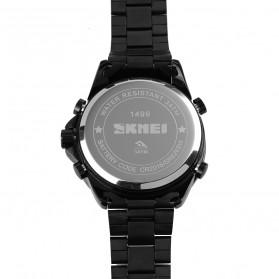 SKMEI Jam Tangan Analog Digital Pria - 1499 - Silver - 3