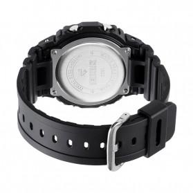 SKMEI Jam Tangan Smartwatch Pria Bluetooth Pedometer Heartrate - 1629 - Black - 3