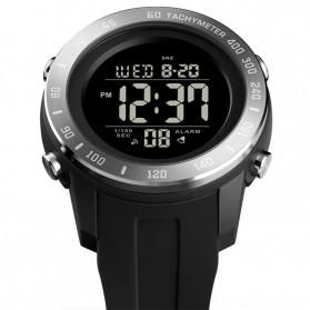SKMEI Jam Tangan Digital Pria - 1524 - Black/Black - 3