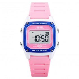 SKMEI Jam Tangan Digital Anak - 1614 - Pink