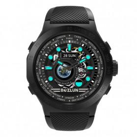 SKMEI Bozlun Jam Tangan Analog Digital Smartwatch - W31 - Black - 2