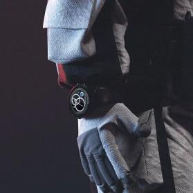 SKMEI Bozlun Jam Tangan Analog Digital Smartwatch - W31 - Black - 3