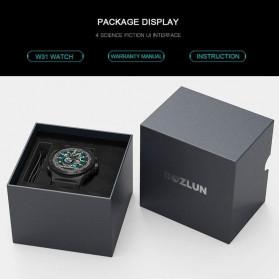 SKMEI Bozlun Jam Tangan Analog Digital Smartwatch - W31 - Black - 9