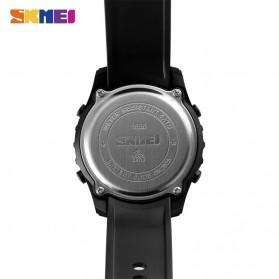 SKMEI Jam Tangan Digital Pria - 1585 - Black - 3