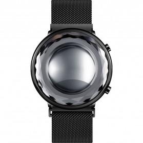 SKMEI Jam Tangan Digital Pria - 1640 - Black/Silver