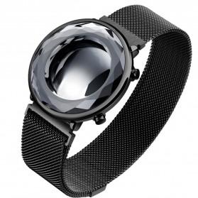 SKMEI Jam Tangan Digital Pria - 1640 - Black/Silver - 3