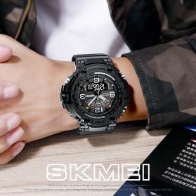 SKMEI Jam Tangan Analog Digital Pria - 1617 - Black - 4