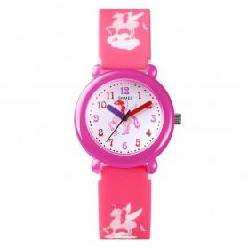 SKMEI Jam Tangan Anak - 1621 - Pink/Red