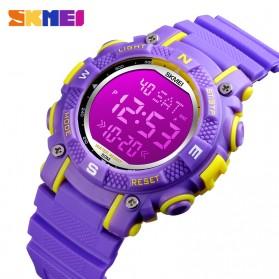 SKMEI Jam Tangan Anak Analog Digital - 1613 - Purple