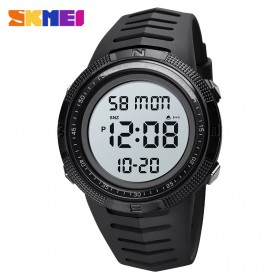 SKMEI Jam Tangan Digital Pria - 1632 - Black White