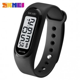 SKMEI Jam Tangan Digital - 1666 - White/Black