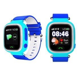 SKMEI Jam Tangan Anak Pintar Smart Phone Watch Wi-Fi - Q90PRO - Blue