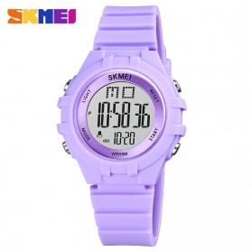 SKMEI Jam Tangan Anak Analog Digital - 1716 - Purple