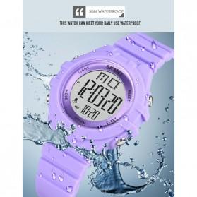 SKMEI Jam Tangan Anak Analog Digital - 1716 - Purple - 8