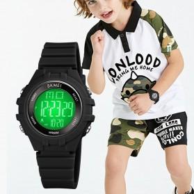 SKMEI Jam Tangan Anak Analog Digital - 1716 - Black - 2