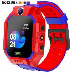 SKMEI BOZLUN Jam Tangan Pintar Anak Smart Phone Watch - W39 - Red