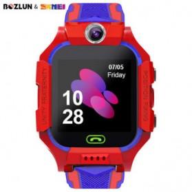 SKMEI BOZLUN Jam Tangan Pintar Anak Smart Phone Watch - W39 - Red - 2