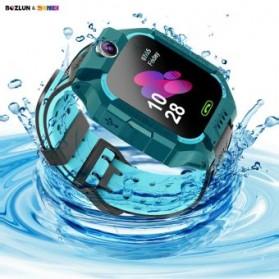 SKMEI BOZLUN Jam Tangan Pintar Anak Smart Phone Watch - W39 - Red - 9