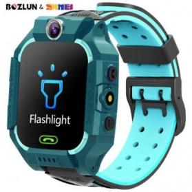 SKMEI BOZLUN Jam Tangan Pintar Anak Smart Phone Watch - W39 - Green