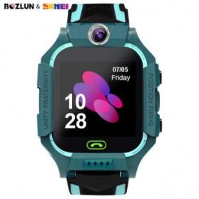SKMEI BOZLUN Jam Tangan Pintar Anak Smart Phone Watch - W39 - Green - 2