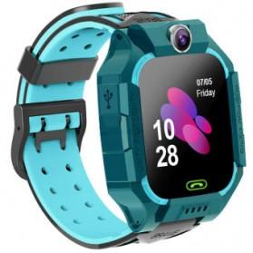 SKMEI BOZLUN Jam Tangan Pintar Anak Smart Phone Watch - W39 - Green - 3