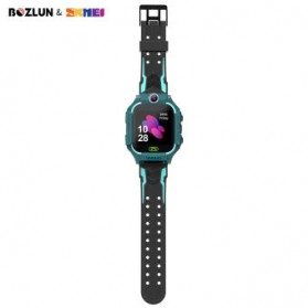 SKMEI BOZLUN Jam Tangan Pintar Anak Smart Phone Watch - W39 - Green - 6