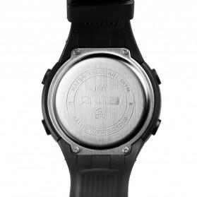 SKMEI Jam Tangan Digital Pria - 1675 - Black/Black - 2