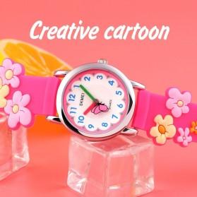 SKMEI Jam Tangan Anak Creative Pointer 3D Cartoon Strap - 1685 - Blue - 5