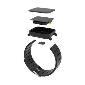 SKMEI Jam Tangan Olahraga Heartrate Smartwatch Bluetooth - A6 - Black - 5