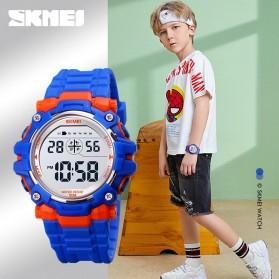 SKMEI Kids Jam Tangan Digital Anak - 1616 - Blue - 5