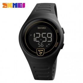 SKMEI Jam Tangan Digital Pria Sport - 1798 - Black/Black