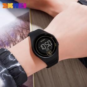SKMEI Jam Tangan Digital Pria Sport - 1798 - Black/Black - 4