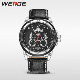 Weide Universe Series 30M Water Resistance - UV1605 - Black/Black - 1