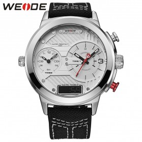 Weide Jam Tangan Analog - WH6405 - White