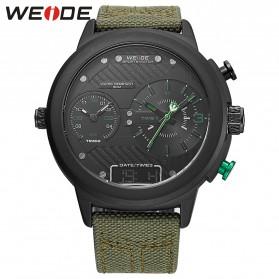 Weide Jam Tangan Analog - WH6405 - Green