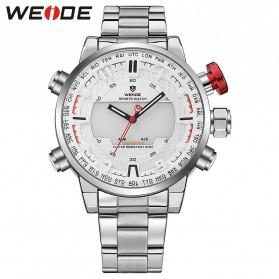 Weide Jam Tangan Analog - WH6402 - White