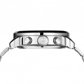 Weide Jam Tangan Analog Strap Stainless Steel - WH6303 - Gray Silver - 7