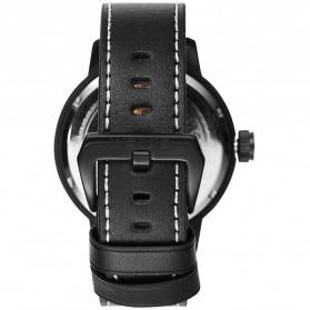 Weide Jam Tangan Sporty Pria - UV1609 - Black/Black - 4