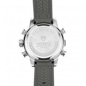 Weide Jam Tangan Analog Digital - WH6310 - Black/Blue - 5