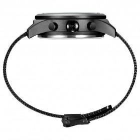 Weide Jam Tangan Analog Digital Pria - WH7305 - Black/Black - 6