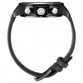 Weide Jam Tangan Analog Digital Pria - WH7309 - Black/Black - 5
