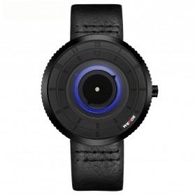 Weide Jam Tangan Analog Pria - WD006 - Black/Blue